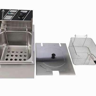Electric Deep Fryer image 1