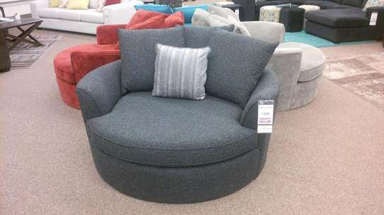 Grey single seater sofas for sale in Nairobi Kenya image 1