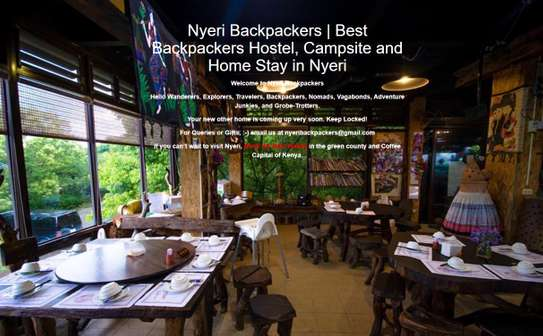 Backpackers Hostel Domain Name for sale in Kenya image 2
