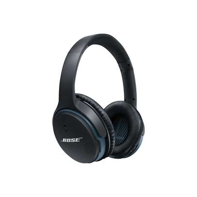 Bose QuietComfort 35 ii Headphones Wireless Bluetooth Balanced Armature Active Noise HiFi Headphones Black White Original New image 3