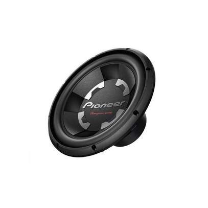 """Pioneer 12"""" Subwoofer Single Voice Coil - 1400W image 1"""
