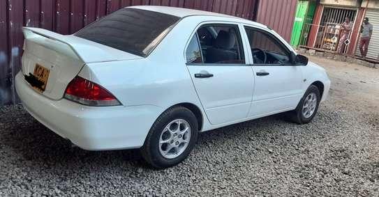 Mitsubishi Lancer 2007 image 7