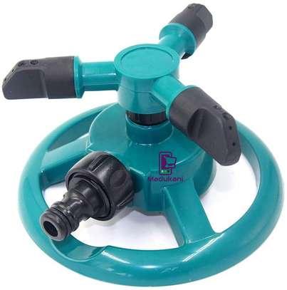 3 Arm Large Area Rotating Mini Sprinkler image 1