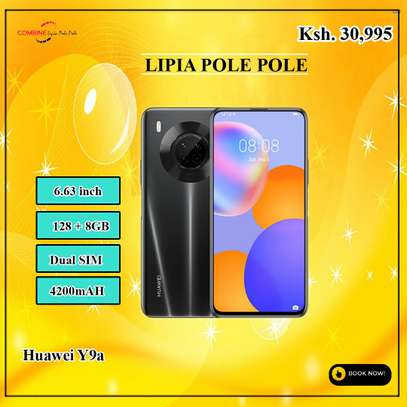 "Huawei Y9a, 6.63"", 128GB +8GB RAM (Dual SIM),4200 MAh image 1"