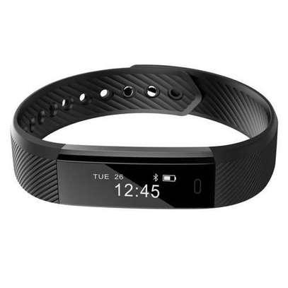 Bracelet Fitness Tracker Sleep Monitor Wristband Bluetooth 4.0 image 1