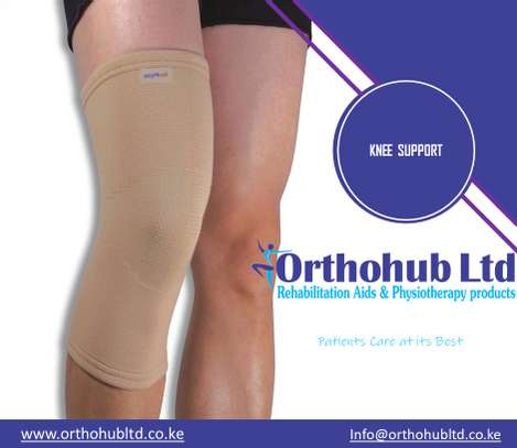 Elastic Knee Support image 1