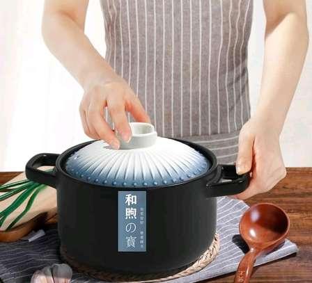*Japanese creative ceramic casserole image 1