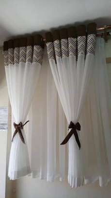 Designed Kitchen Curtains image 4