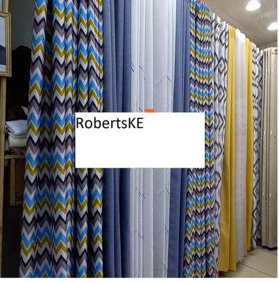 Printed curtains image 1