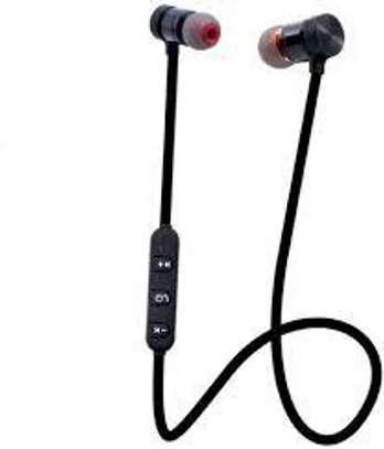 Stereo magnetic earphones image 1