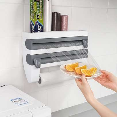 Adjustable over the sink rack image 1