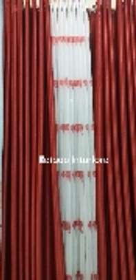 Fabric Curtains image 1
