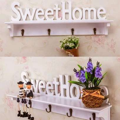 Sweet home wall decore image 1