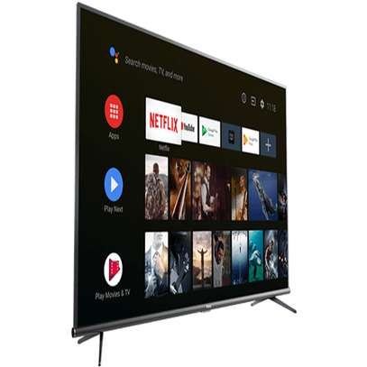 TCL 65 inches android smart digital 4K tvs image 1