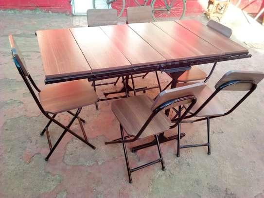 Convertible Table into Shelve image 4