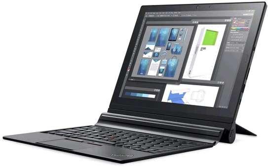 Lenovo ThinkPad X1 2-in-1 Tablet Laptop (12 (2160x1440) IPS FHD+ Touchscreen, Intel Core m7-6Y75, 256GB SSD, 8GB RAM, Detachable Keys, Only 1.7lbs, Windows 10 Professional) image 5