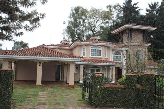 4 bedroom villa for rent in Kitisuru image 13