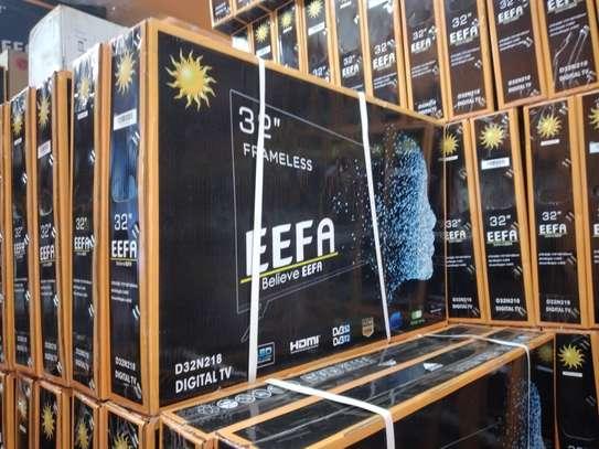 Eefa 32inches  digital frameless tv image 2