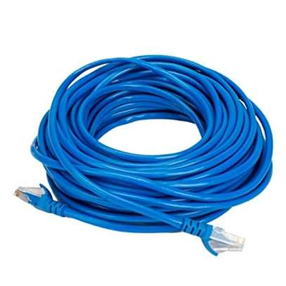 Ethernet Patch/LAN Cable (5M, Blue) image 1