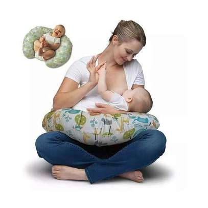 Breastfeeding Pillow - Multicolor -one size image 1