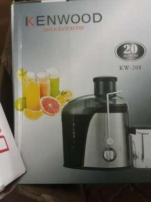 KENWOOD Juice Extractor image 1