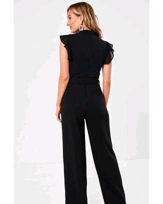 Black Jumpsuit image 3