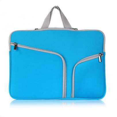 Laptop and Tablet Sleeve Case Carry Bag image 1