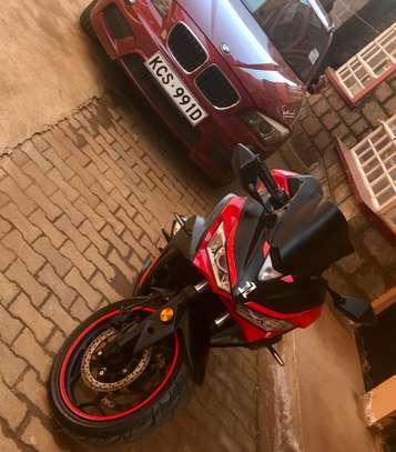 250cc Bike for quick sale