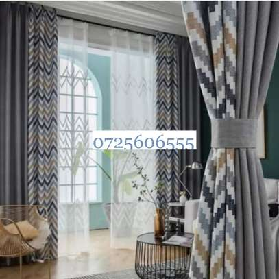 EXTRA HEAVY FABRIC CURTAINS image 7