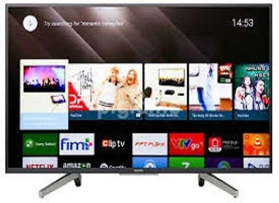 "SONY 55"" 4K UHD ANDROID TV,ALEXA VOICE CONTROL,WI-FI,NETFLIX,YOUTUBE-55X800G image 3"