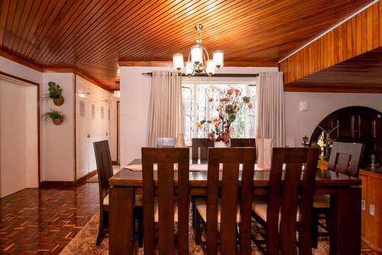 4 bedroom house for rent in Lower Kabete image 4