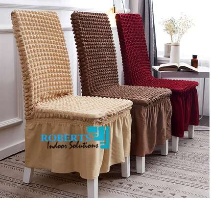 DINING CHAIR COVERS image 1