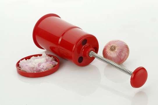 Onion Garlic Chilly Vegetable Slap Chopper image 1