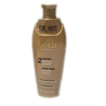 Pure White Gold Glowing Lotion