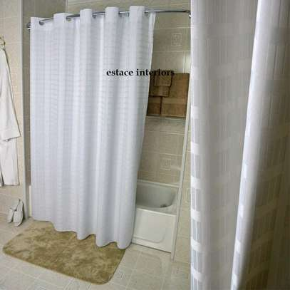 Elegant shower curtains image 4