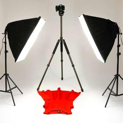 E27 Socket Photo Lighting Bulb Holder Photography Studio Light image 1