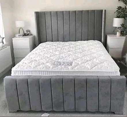 Quality tufted beds image 3