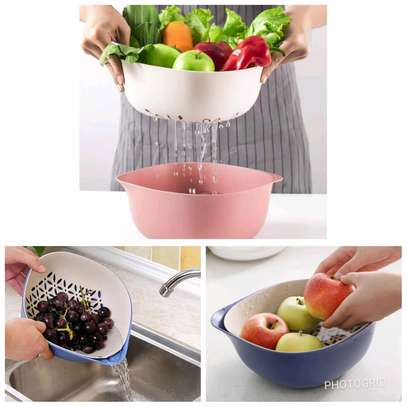 Double layer strainer (big size) image 1