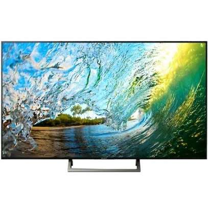 Sony 55 inch UHD-4K Android Smart Digital TVs 55X8000H image 1