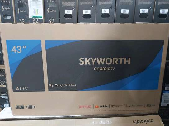43  SKYWORTH ANDROID TV image 1