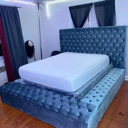 5*6 Deep Bottomed Bed image 1