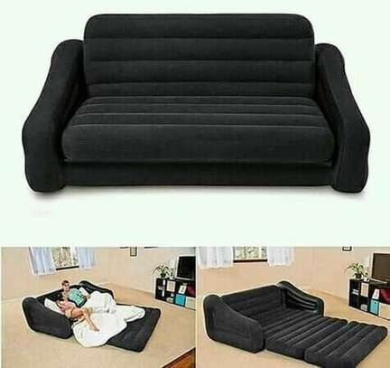 3 Seater Inflatable Sofa Beds image 3