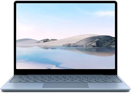 "Microsoft Surface Laptop Go - 12.4"" Touchscreen - Intel Core i5 - 8GB Memory - 256GB SSD - Ice Blue image 2"