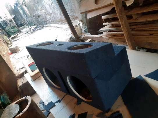 subwoofer box image 1