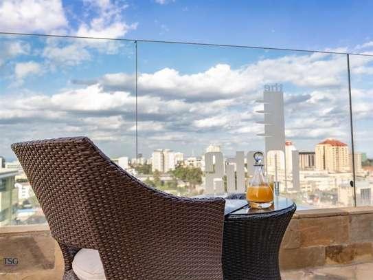 Furnished 2 bedroom apartment for rent in Kilimani image 11