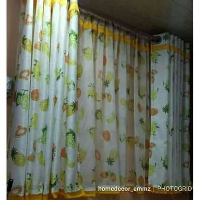 Kitchen curtains image 2
