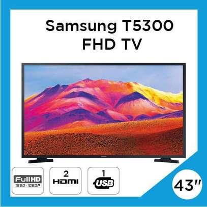Samsung 43 inch T5300 Full HD Flat Smart TV (2020)-New Sealed image 1