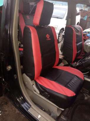BELTA DURABLE CAR SEAT COVERS image 4