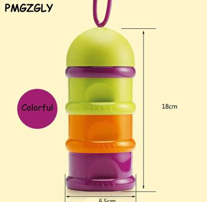 Portable baby food/milk powderBottle image 1