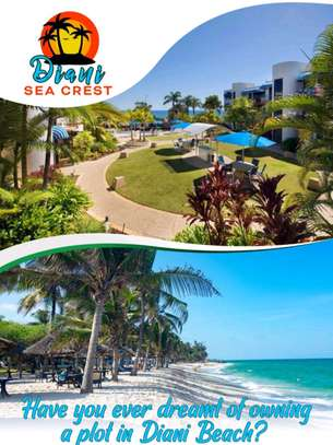 Diani beach plots for sale